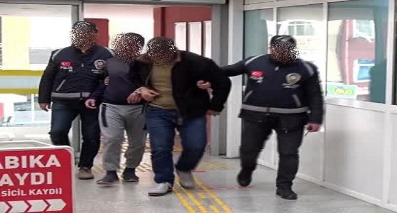 2 Cezaevi Firarisi Aynı Evde Yakalandı