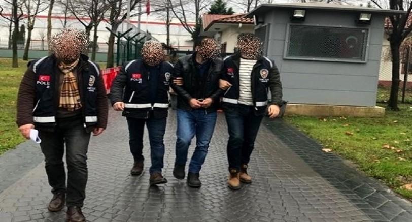 26 Yıl Hapis Cezası Olan Uyuşturucu Taciri Yakalandı