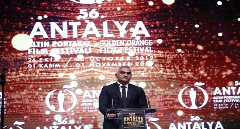 56. Altın Portakal Film Festivali Başladı