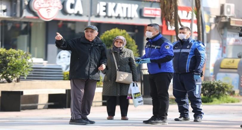 65 Yaş Üstü Vatandaşlara Zabıta Denetimi