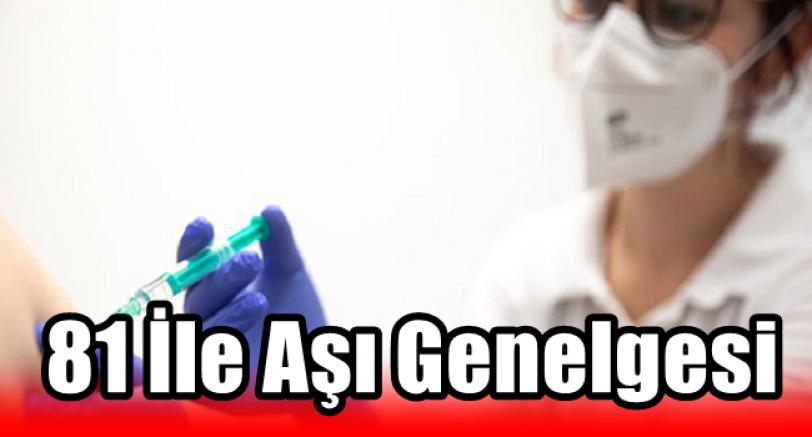 81 İle Aşı Genelgesi