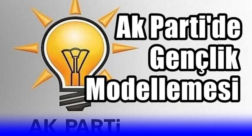 Ak Parti'de Gençlik Modellemesi