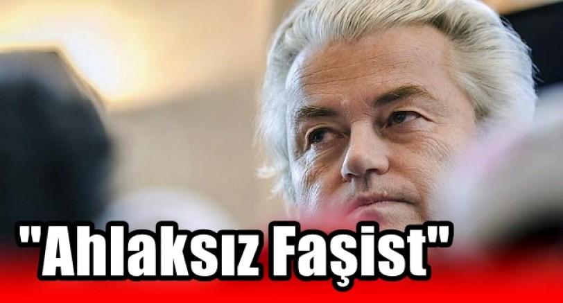 Ak Parti'den Wilders'a Sert Tepki