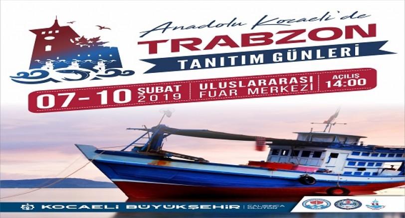 Anadolu Kocaeli'de, Trabzon İle Devam Ediyor
