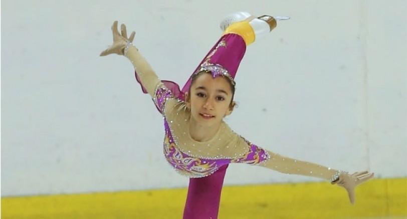 Artistik Buz Pateni Şampiyonası Kocaeli'de Başladı