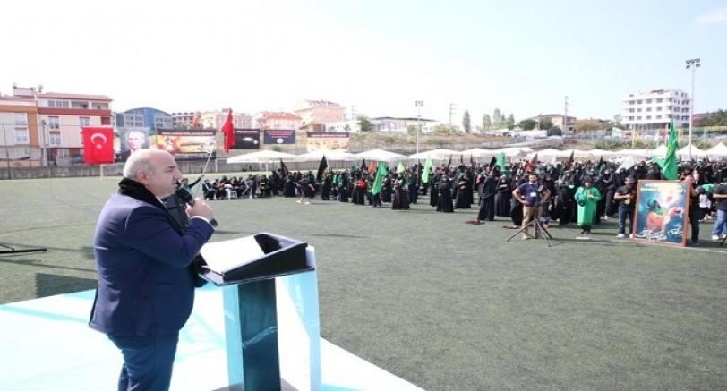Başkan Bıyık Kerbela Şehitlerini Unutmadı