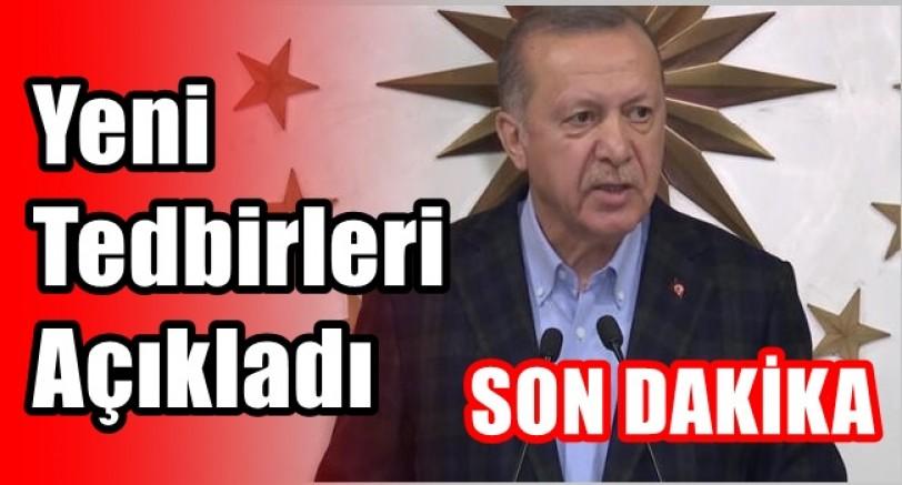 Başkan Erdoğan Yeni Önlemleri Açıkladı