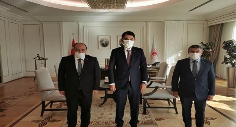 Başkan Şayir'den Müjde