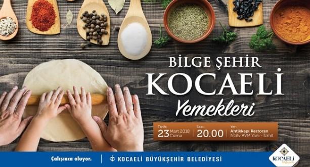 Bilge Şehir Kocaeli'nin Yemekleri