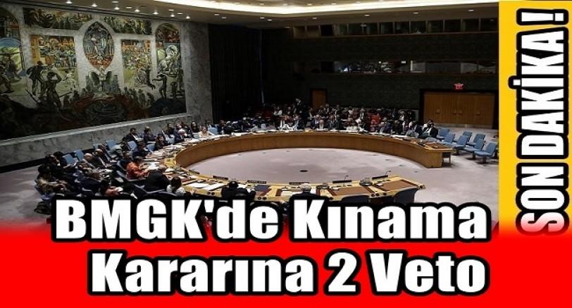 BM Türkiye Aleyhine Kınama Kararı Alamadı