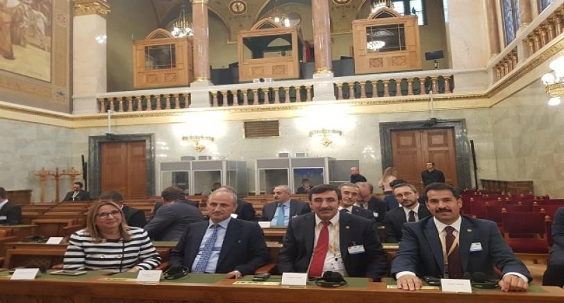 Cemil Yaman Erdoğan İle Birlikte Macaristan'dan Döndü