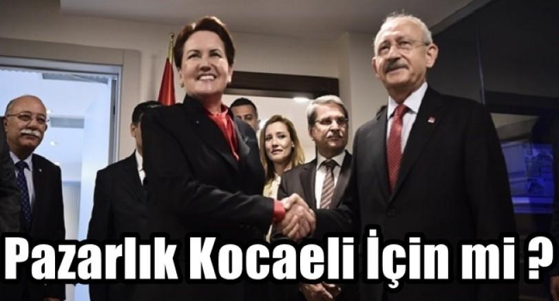 CHP Kocaeli'yi İyi Partiye Bırakacak mı