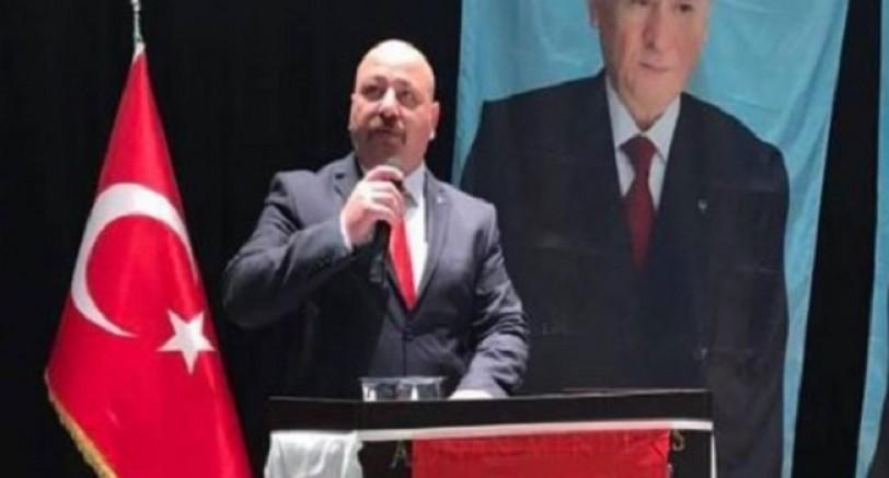 Darıca MHP  İlçe Başkanı Kendini Vurdu