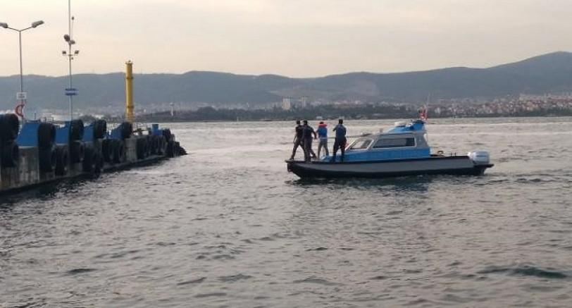 Denizde Mahsur Kalan Gençler Kurtarıldı