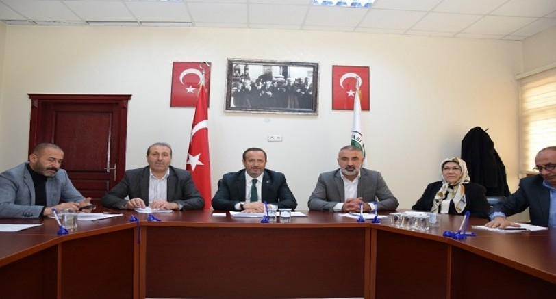 Dilovası Şubat Meclisi Toplandı