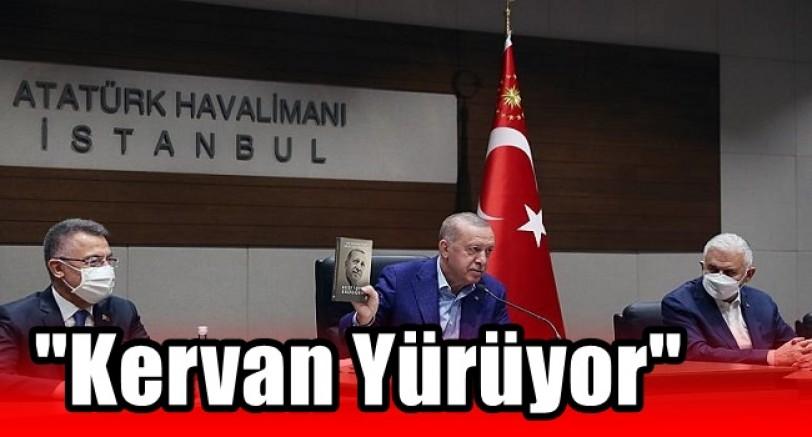 Erdoğan 'Ne Yaparlarsa Yapsınlar Kervan Yürüyor'