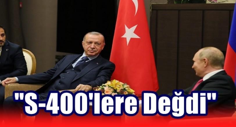 Erdoğan 'S-400'lerl Aldığımıza Değdi'