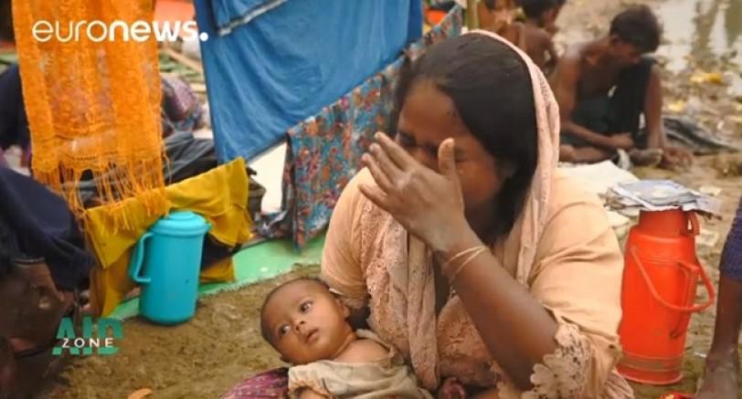 Etnik Temizlikten Kaçan Arakanlı Müslümanlar