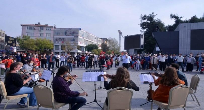 Gebze'lilere Cumhuriyet Bayram Sürprizi