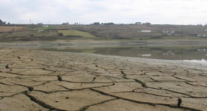 Göletin Suyu 2 Ayda %80 Azaldı