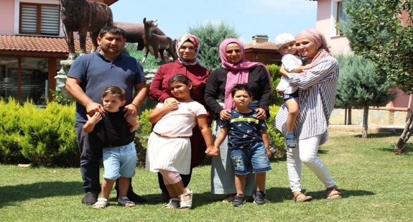 Gurbetçi Aileler Özel Çocukları İçin Umudu Kocaeli'de Buldu