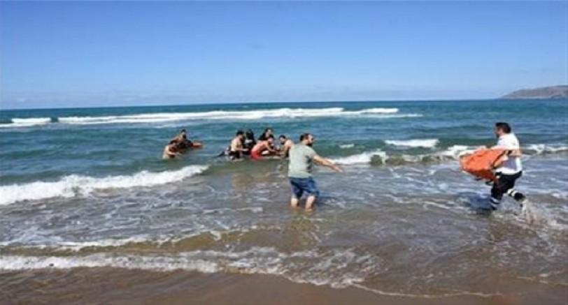 İki Kardeş Boğulmaktan Son Anda Kurtarıldı