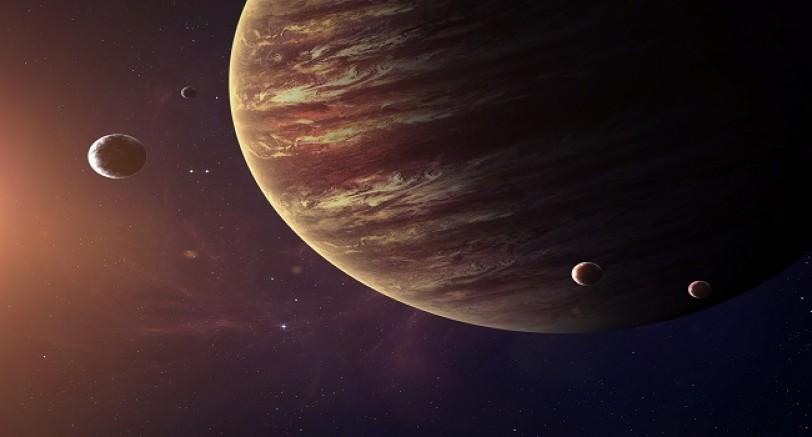 Jüpiter Zenginlik Dağıtıyor