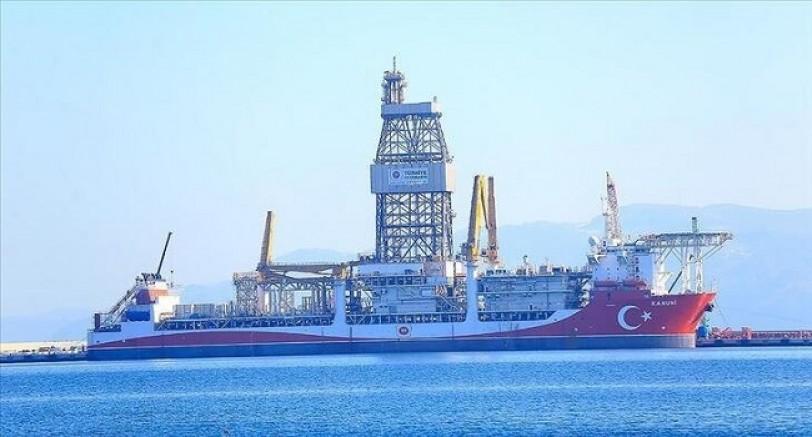 Kanuni Karadeniz'e Açıldı