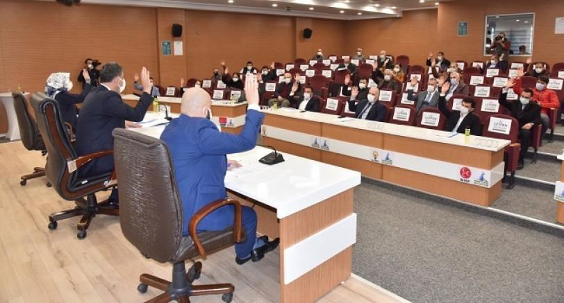 Kartepe'de Yılın Son Meclis Toplantısı