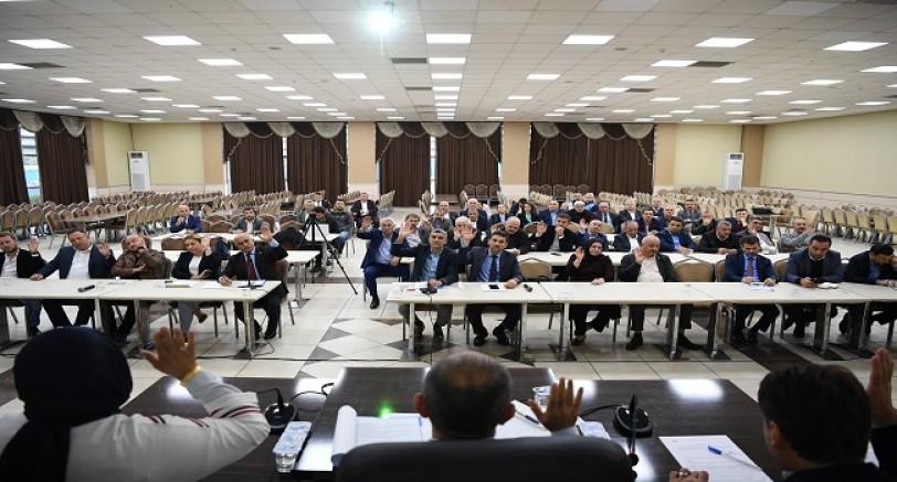 Kartepe Kasım Meclisi Toplandı