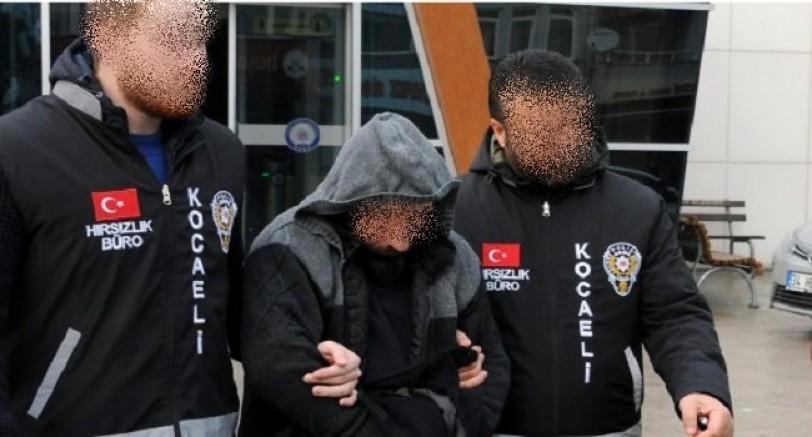 Kasadan 87 Bin TL Çalan Hırsız Yakalandı