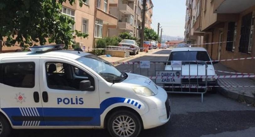 Kocaeli'de Bir Sokak Daha Karantina Altına Alındı