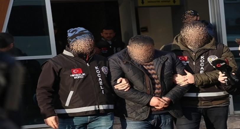 Kocaeli'de Akaryakıt Hırsızlarına Operasyon 23 Gözaltı