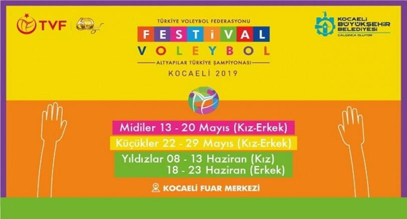 Kocaeli'de Dev Festival Başlıyor