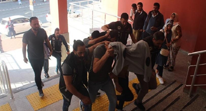 Kocaeli'de Torbacı Operasyonu 6 Gözaltı