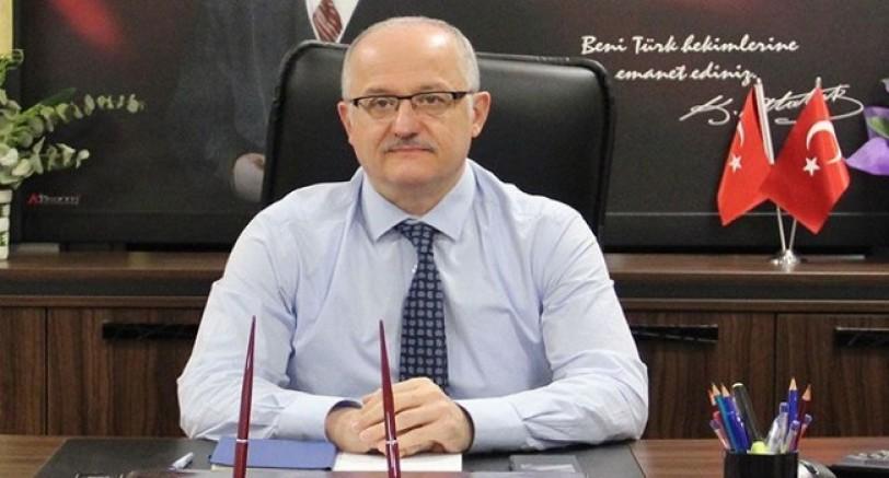 Kocaeli İl Sağlık Müdürü Dr. Şenol Ergüney İstifa Etti