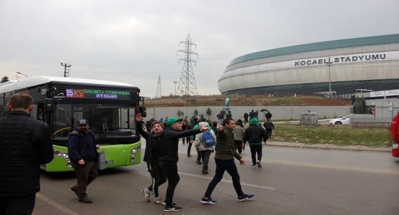 Kocaeli Stadına Aktarmasız Ulaşım