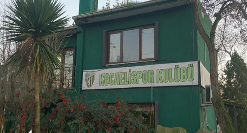 Kocaelispor Binasında İlginç Hırsızlık