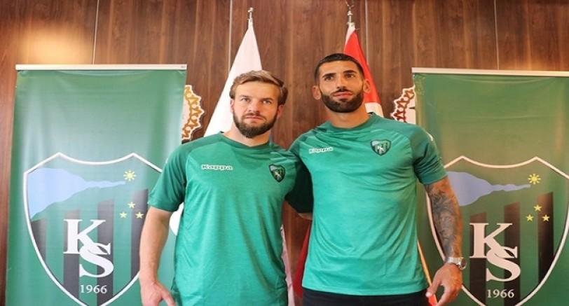 Kocaelispor İki Oyuncu İle Daha Anlaştı