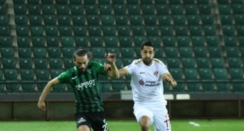 Kocaelispor 3. Maçından da Zaferle Ayrıldı