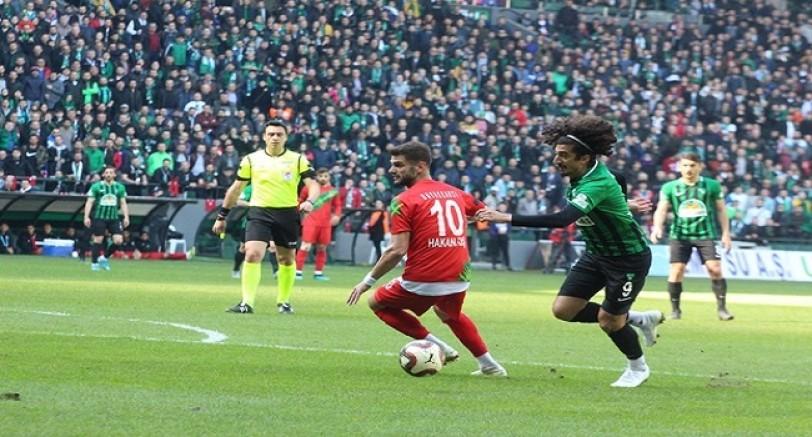 Kocaelspor 3 Puanı Seyrci Rekoru İle Aldı