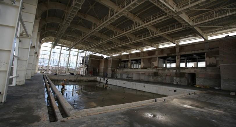 Köseköy'e Olimpik Yüzme Havuzu