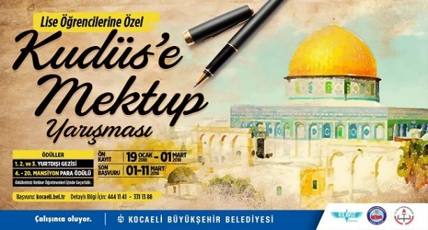 Kudüs İçin Anlamlı Yarışma