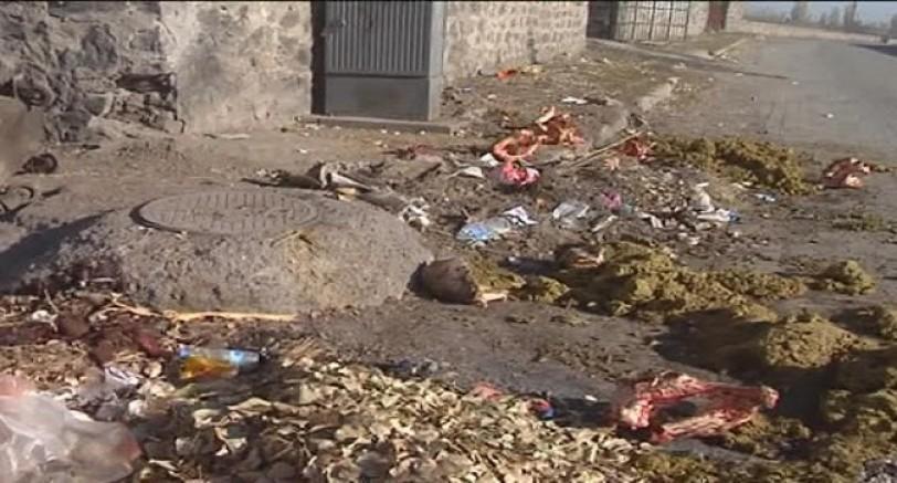 Kurban'da Çöpe Sakatat Atmayın!