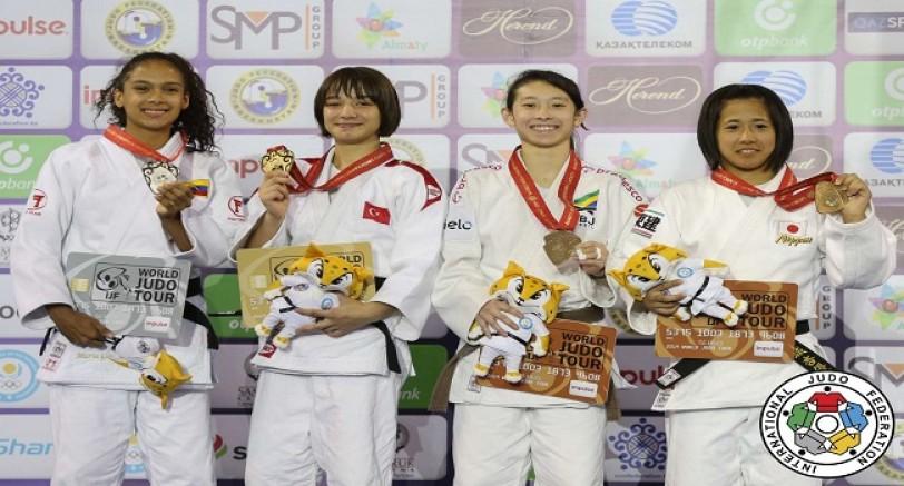 Merve Dünya Şampiyonu