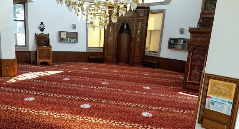 MOBESKO Camii Örnek Gösterildi