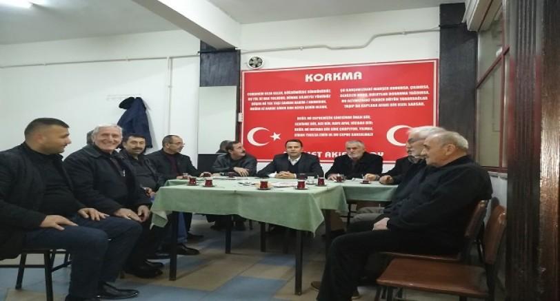 Murat Yıldız Rahmiye'de