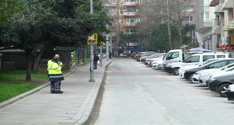 Parkomatlar da Ücretsiz