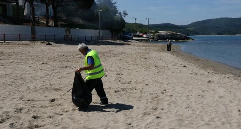 Plajlar Yaza Hazır
