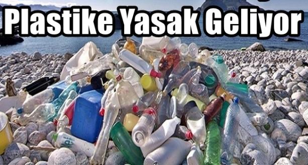Plastik Ürünlere Yasak Geliyor